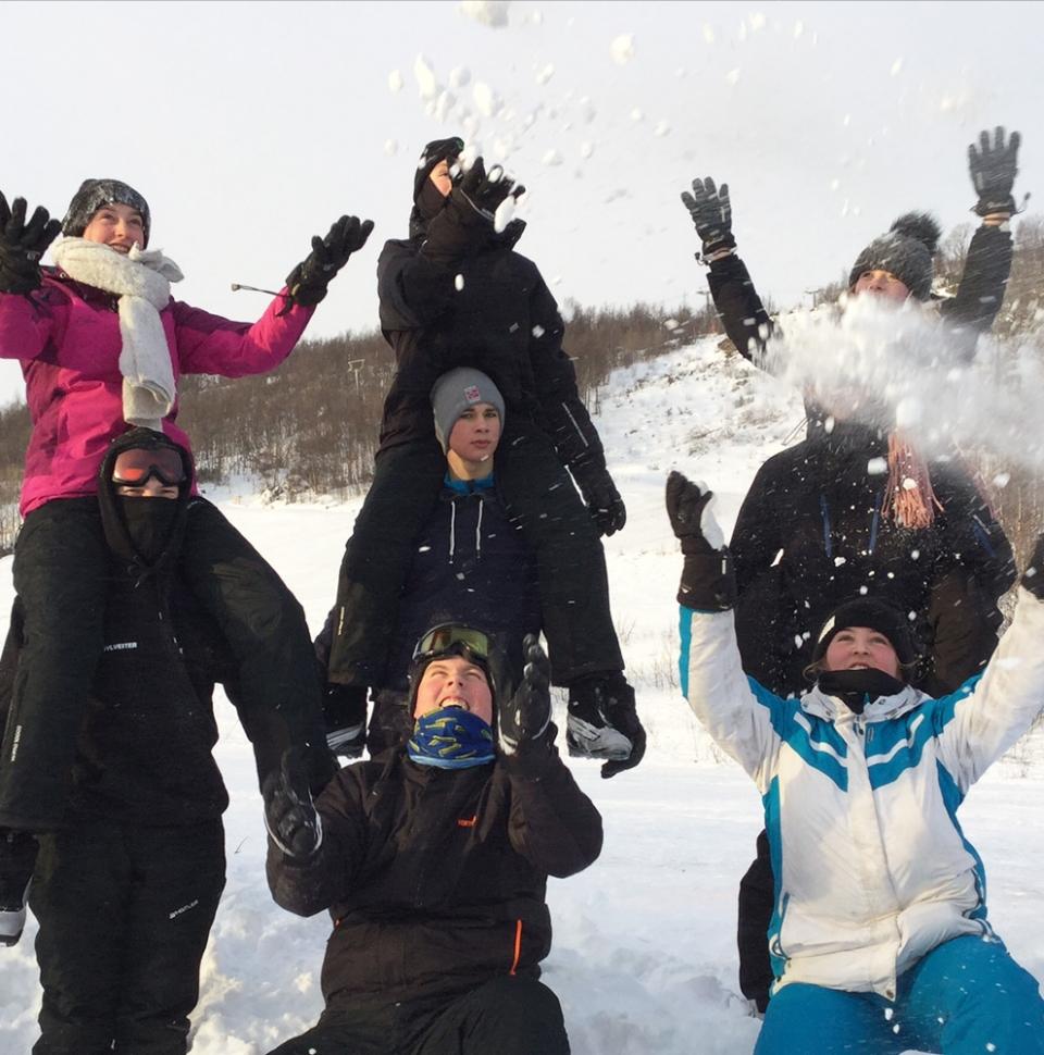 skitur norge